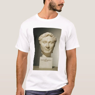 Bust of Pompey (106-48 BC) c.60 BC (marble) T-Shirt