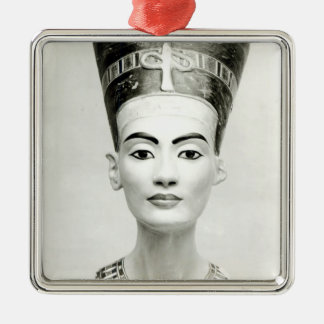 Bust of Queen Nefertiti Christmas Ornament