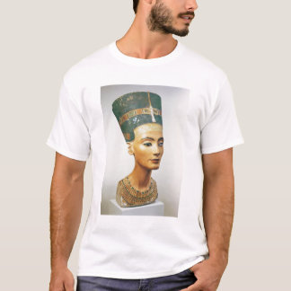 Bust of Queen Nefertiti, from the studio of the sc T-Shirt