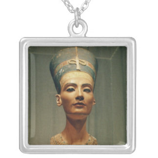 Bust of Queen Nefertiti, front view Custom Jewelry
