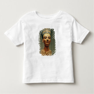 Bust of Queen Nefertiti, front view Toddler T-Shirt