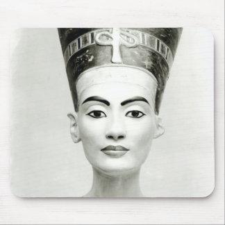 Bust of Queen Nefertiti Mouse Mat