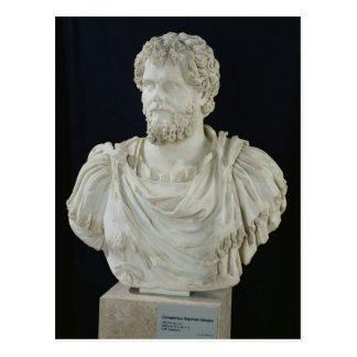 Bust of Septimus Severus Postcard