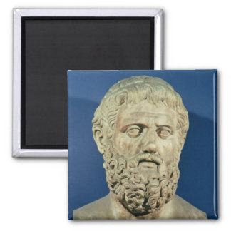 Bust of Sophocles Refrigerator Magnet