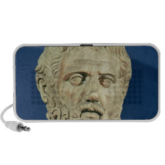 Bust of Sophocles Laptop Speakers