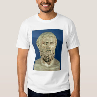 Bust of Sophocles T-shirts
