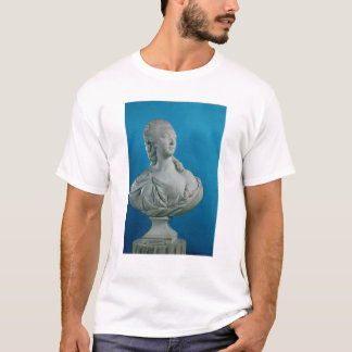 Bust of the Countess du Barry  1773 T-Shirt