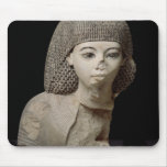 Bust of the Royal Scribe, Meniou, New Kingdom Mouse Mat