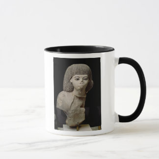 Bust of the Royal Scribe, Meniou, New Kingdom Mug