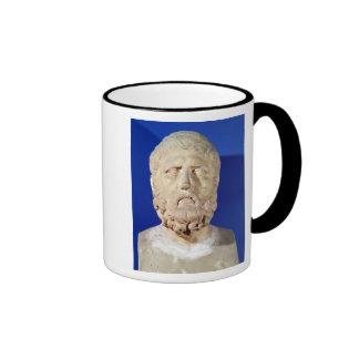 Bust of Zeno of Citium Mugs