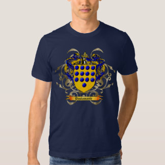 Bustamante Coat of arms Tee Shirt