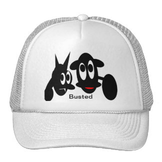 Busted Cap