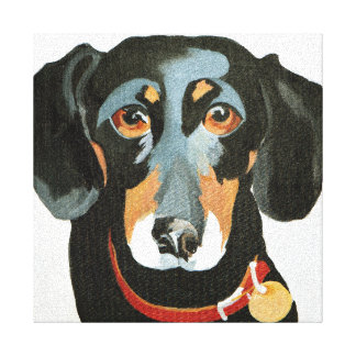 Buster 2012 canvas print