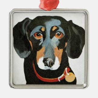 Buster 2012 christmas ornament