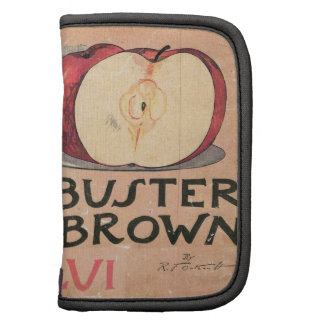 Buster Brown Planner