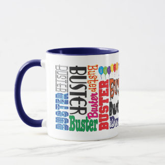 Buster Coffee Mug