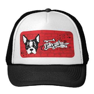 Buster Graffiti Mesh Hats