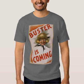 Buster is tees