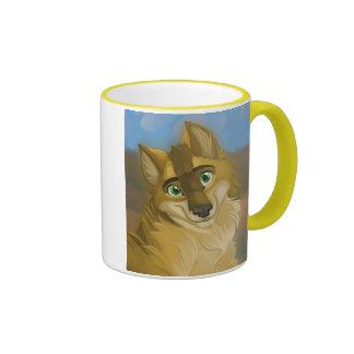 buster ringer mug