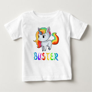 Buster Unicorn Baby T-Shirt