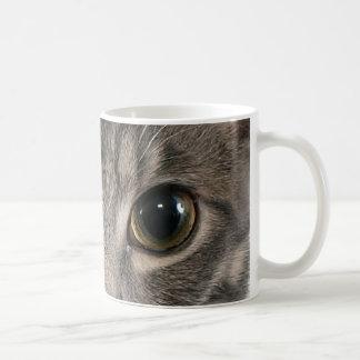 Buster's Eyes Coffee Mugs