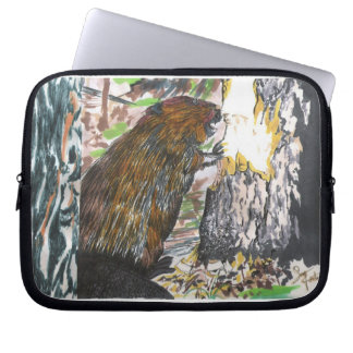 Busy Beaver Computer Sleeves