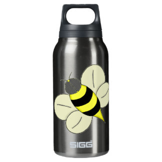 Busy bee 10 oz insulated SIGG thermos water bottle