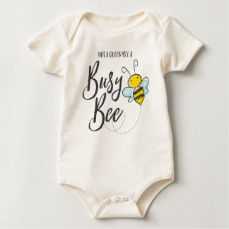 Busy Bee Baby Bodysuit