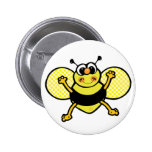 Busy Bee Button