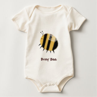 Busy Bee - bzzzz Baby Bodysuit
