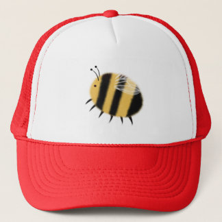 Busy Bee - bzzzz Trucker Hat