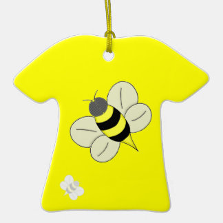 Busy bee ceramic T-Shirt decoration