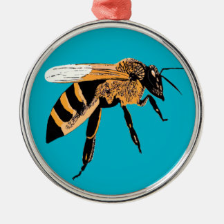 Busy Bee Christmas Ornament