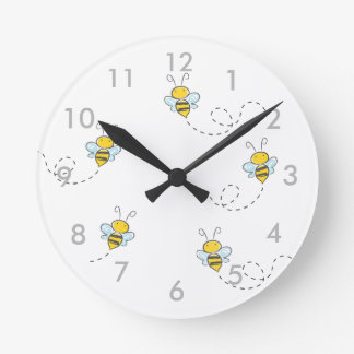 Busy Bee Clocks