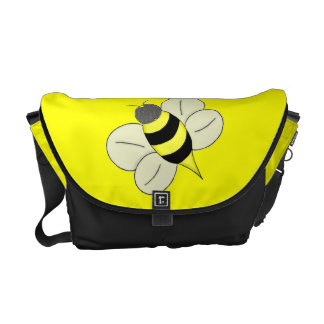 Busy bee commuter bags