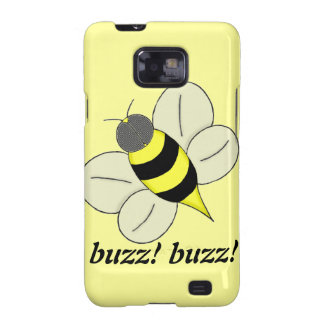 Busy bee galaxy SII cases