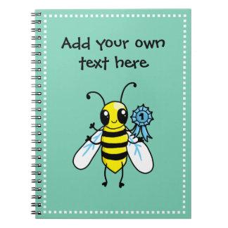 Busy Bee hard work Notebook
