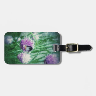 Busy Bee Luggage Tag