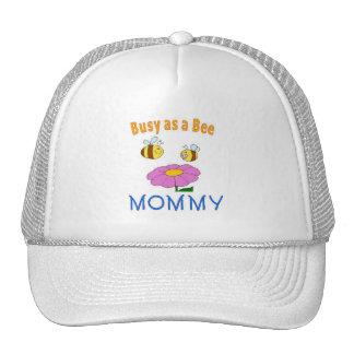 Busy Bee Mommy Trucker Hat