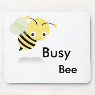 Busy Bee Mouse Mat