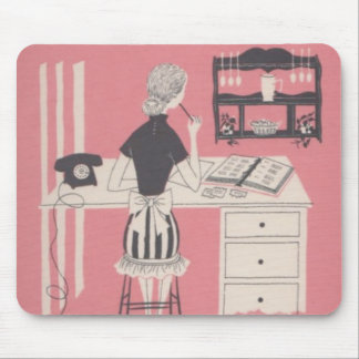 Busy Bee Mouse Pads