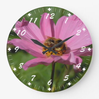 Busy Bee on Cosmo Wall Clocks