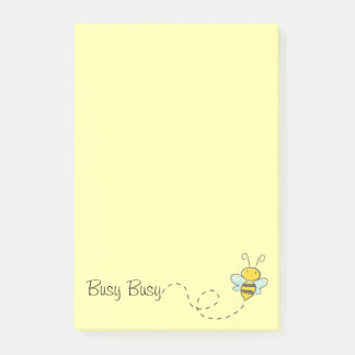 Busy Bee Post-it® Notes 4 x 6