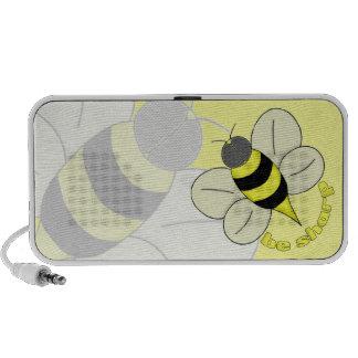 Busy bee travel speaker