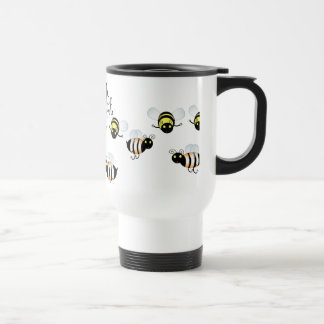 Busy Bee travel  Mug