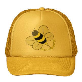 Busy bee trucker hats