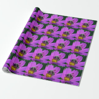 Busy Bee Wrapping Paper