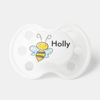Busy Bumble Bee Pacifier