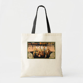 BUSY IZZY CANVAS BAGS