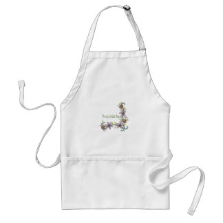 BUSY LITTLE BEE APRON